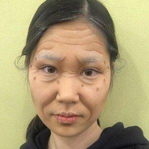 女性の9割が知らない。顔に「シミ」だできる人は、洗顔後に●●をしていない。